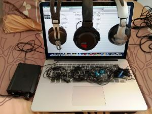 My lifelong journey to audiophile world