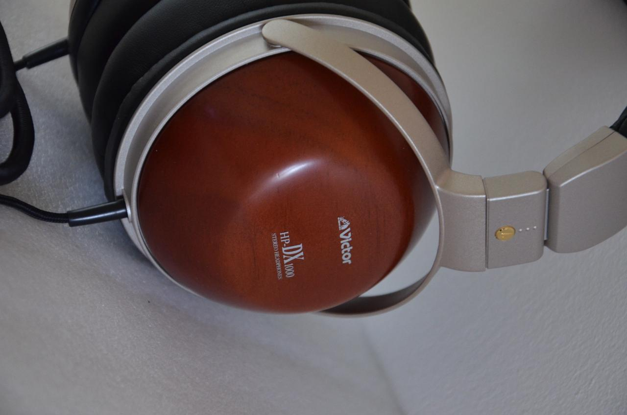 JVC HP-DX1000