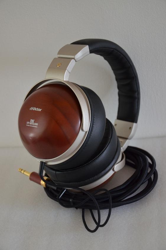 JVC HP-DX1000 pic 4