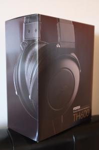 FOSTEX TH600 outer retail box