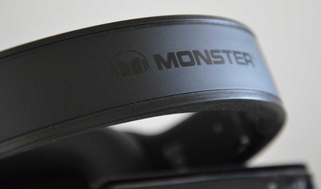 Monster DNA over ear