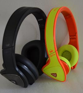 Monster DNA over ear & Monster DNA on ear