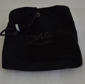 Monster DNA on ear carry bag