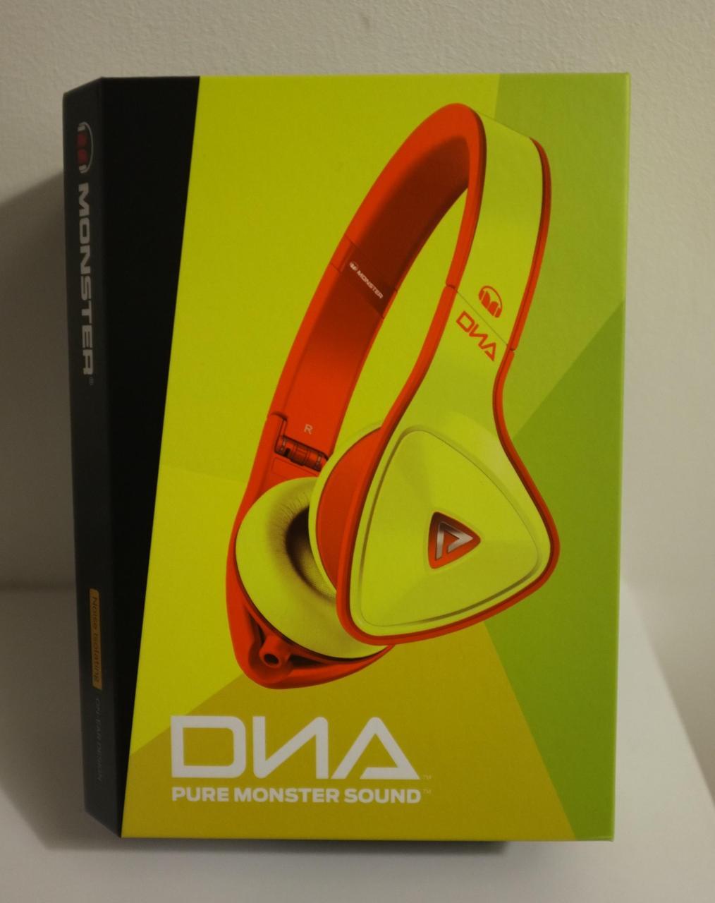 Monster DNA on ear