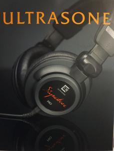 ULTRASONE Signature Pro Front cover retail box