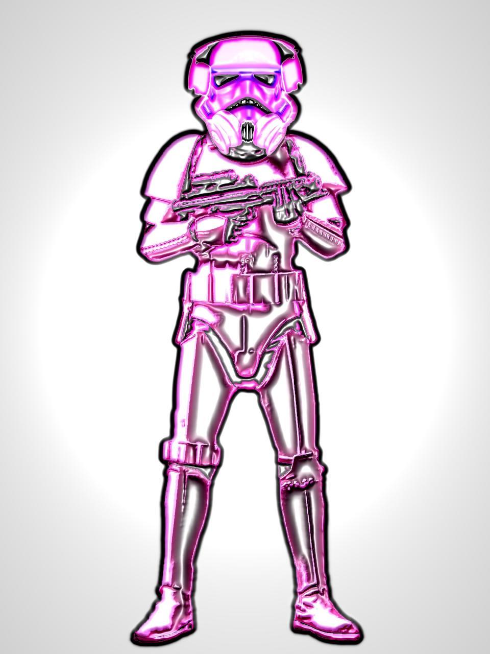 Beatstrooper - SW Vs Beats - photo manipulation pop art