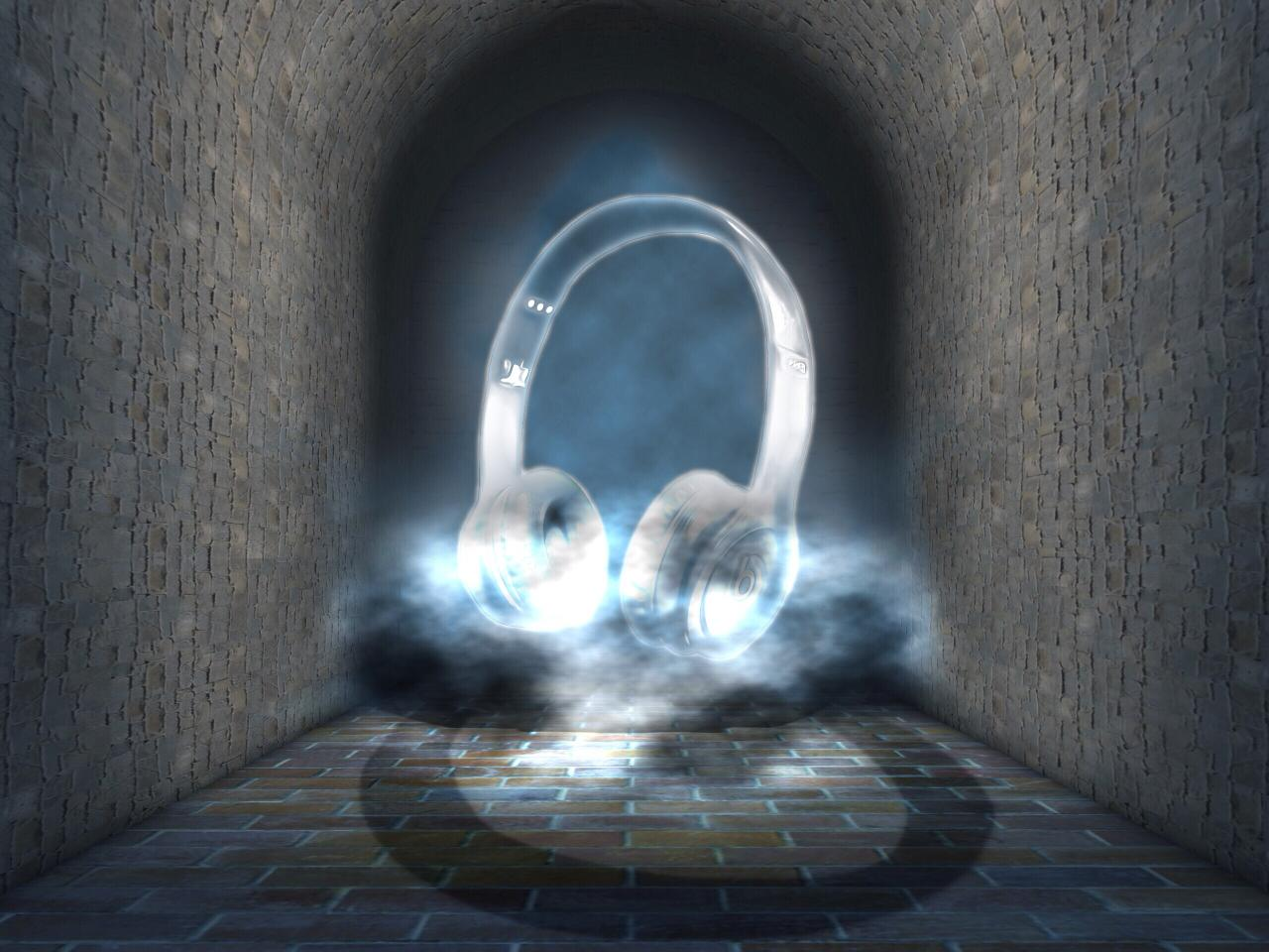 beats solo HD monochromatic - photo manipulation pop art