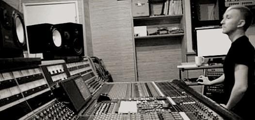 Recording at Studio Gröndahl, Stockholm, Sweden.