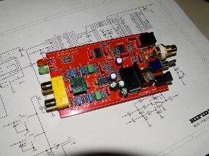 PCM1793 DAC