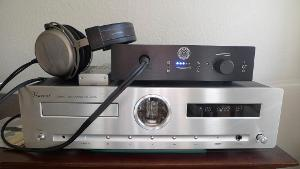 The Meier Concerto and the Beyerdynamic T1 - playing from a Vincent CD-S6MK