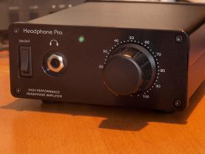Gooldpoint Headphone Pro front.