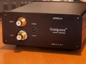 Goldpoint Headphone Pro back.