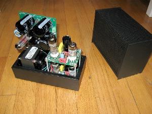 Bijou - compact build innards