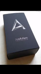 Outer Box of AK100 II   Astell & Kern AK100 II (new model)
