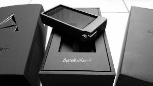 AK 100 II device  Astell & Kern AK100 II (new model)