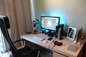 My current setup