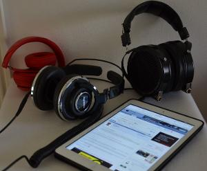 Superlux HD631, beats solo2 (PRODUCT)RED & AUDEZE LCD-X