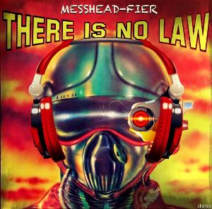 "MESSHEAD-FIER - THERE IS NO LAW photo manipulation pop art from Messiah - ""There is no law""..."