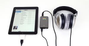 FiiO E7 with iPad