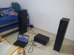my first speakers :D