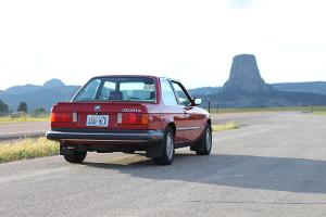 My 1987 BMW 325is