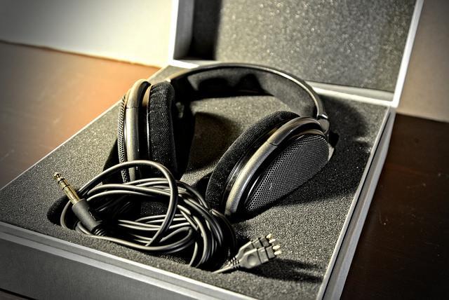 Sennheiser HD650 box