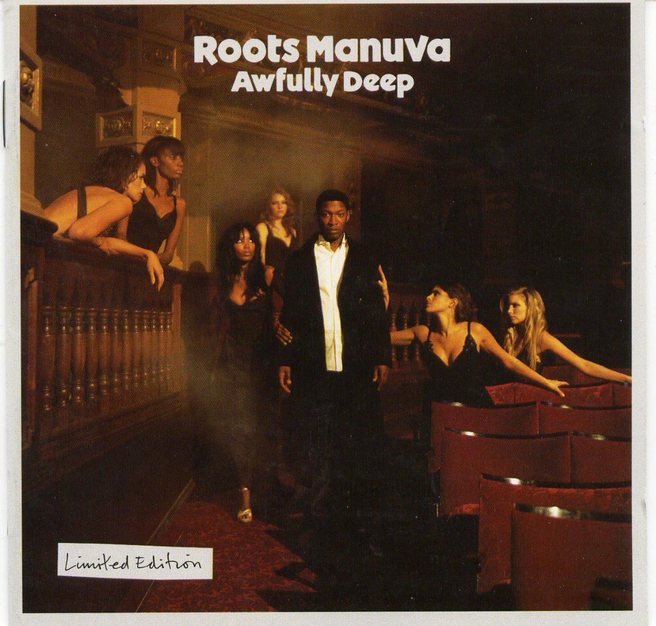 Roots Manuva - Awfully Deep
