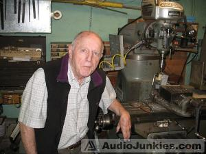 John Chaipis (Chief Engineer and VP of Grado[; as of February 2, 2010, RIP:...