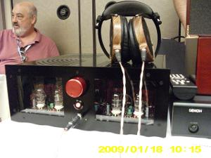 """LCD-2 and the Cavalli """"Liquid Fire"""" amp"""