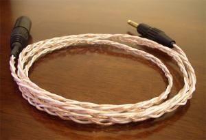 Headphone Extension with Kimber wiring