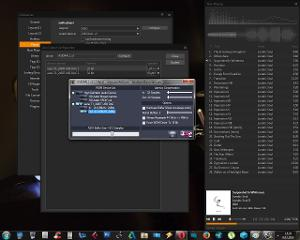 MusicBee + ASIO4ALL settings. Using this player from now on due to lack of cue sheet playback...