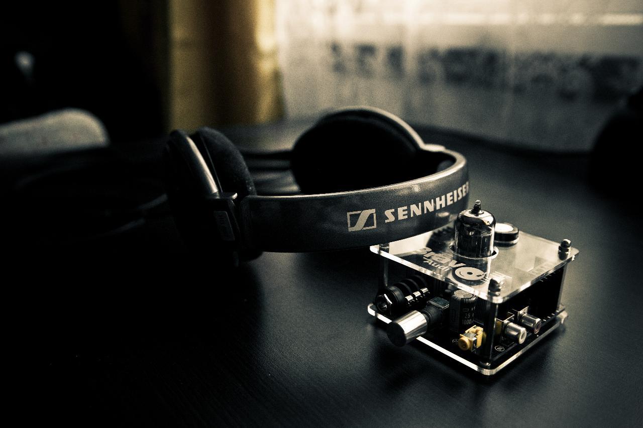 My hd650 + bravo v2 tube amp