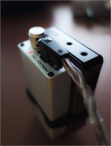 dap : Astell&Kern AK120 Red Wine Audio mod. B / amp : Ray Samuels Audio F-35 / cable : Whiplash...