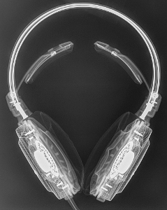 Look at how comfy those ear pads are. If they look soft in X-ray, you know they're great. Also...