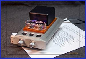 Qinpu A3 Hybrid Amplifier.