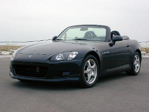 """My old S-2000 before 17"""" rims"""