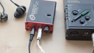 Audio Technica ATH-CKW1000ANV, Ray Samuels P-51 Mustang & Sony WM-DC2