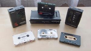 Sony Walkman & Tapes