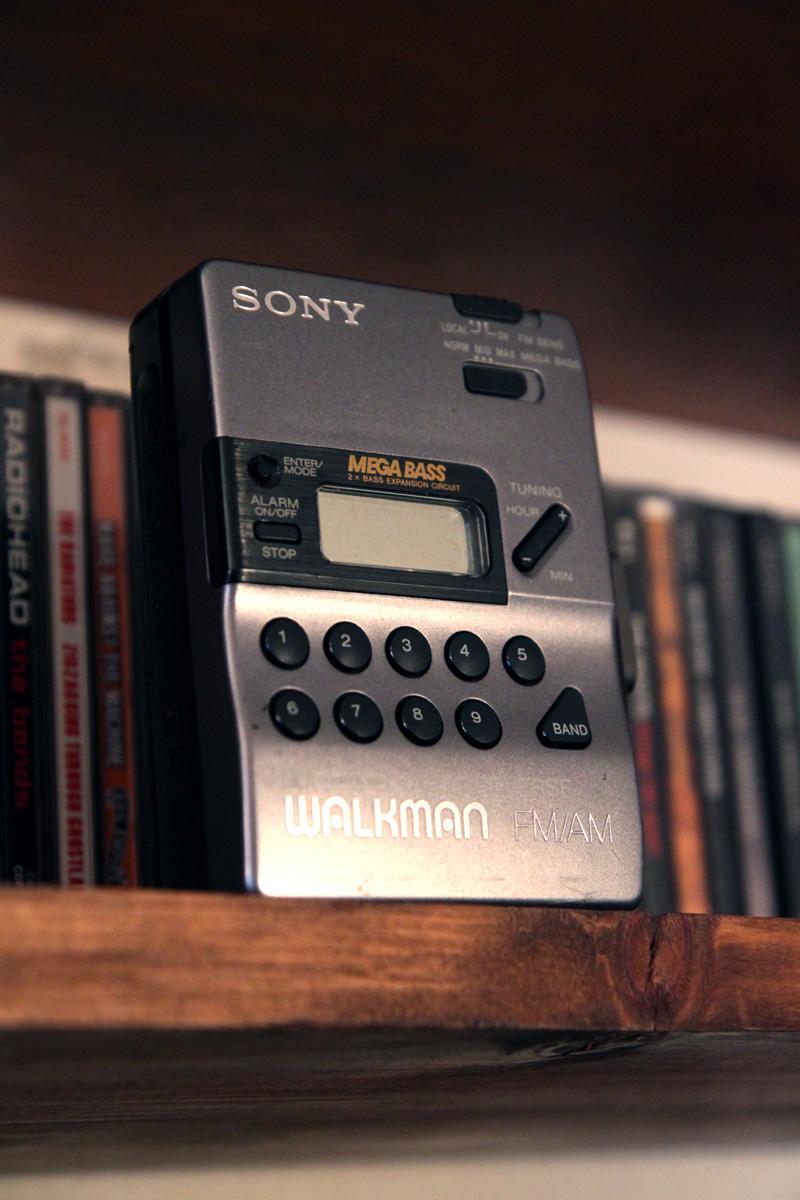 Sony WM-FX43 Tape Walkman
