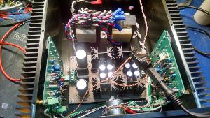 amps underway