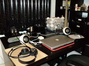 audio setup 2011/1/2