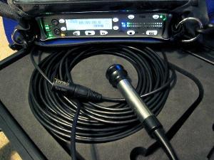 DPA 8011 Underwater Hydrophone microphone.