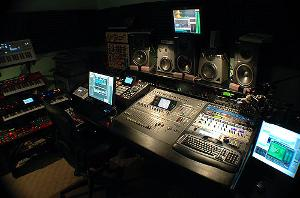 Where I work everyday. Sonic research and sound design.