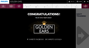 Phillips Golden Ears