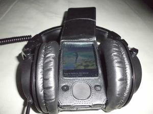 ATH M50 Zune120 TFK