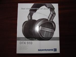 DTX 910 box