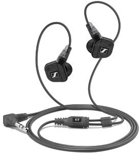 Sennheiser IE8 headphones. (With the Fiio E7 Amp I think these headphones are perfect)