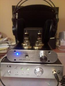 testing between the zero and LD MK.III headphones out