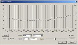 Foobar2000-xnor-EQ-settings for HD 650