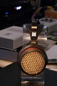 HE-560 w/ grill mod